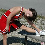 KatesPlayground Remastered Set 102 Sexy Cheerleader kate102lg001 1 hq upscale
