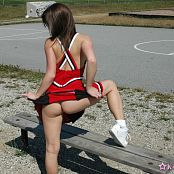 KatesPlayground Remastered Set 102 Sexy Cheerleader kate102lg005 5 hq upscale