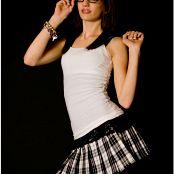 TeenModelingTV Chloe Schoolgirl 008