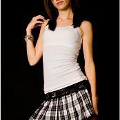 TeenModelingTV Chloe Schoolgirl 077