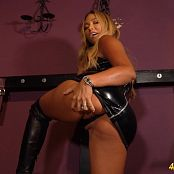 Natalia Forrest All Leathered Up HD Video