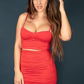 Bailey Jay Devil With a Red Dress 005