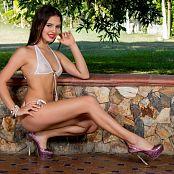 Alexa Lopera White Lingereie TCG Set 019 011