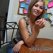 Teen Kasia I Must Shave Picture Set & HD Video