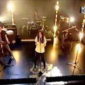 Selena Gomez 2010 04 15 Kiss Tell MTV Live Sessions LQ Video 250320 mp4