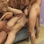 Sasha Grey Gang Bang 5 Scene 1 AI Enhanced TCRips Video 040820 mkv