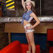 Silver Stars Eva Dance Costume Set 002 107