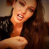 Bratty Bunny Pay & Stroke HD Video