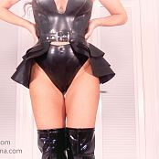 Lady Nina Cheating on her with latex Goddess Video 310720 mp4