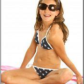 TeenModelingTV Olivia Blue Bikini 127