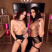 Katie Banks and Aleah Jasmine Dom Size Queens HD Video 170820 mp4
