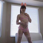 Natalie Mars Pink Lingerie 077