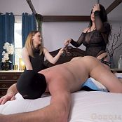 Goddess Alexandra Snow Double Team That Ass With Noel Knight 290720 mp4