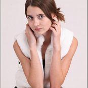 TeenModelingTV Kristine Black Sparkle 007