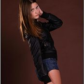 TeenModelingTV Kristine Denim Mini 077