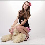 TeenModelingTV Kristine Flamingos 006