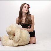 TeenModelingTV Kristine Flamingos 008