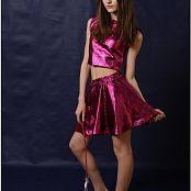 TeenModelingTV Kristine Pink Metallic 002