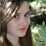 TeenModelingTV Kristine Purple Capri 002