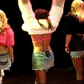 Britney Spears Do Somethin Clip House of Blues Tour San Diego 480P Video 270820 mov