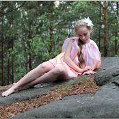 TeenModelingTV Alice Flower Dress 038