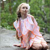 TeenModelingTV Alice Flower Dress 053