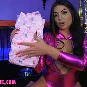 Jasmine Mendez Diaper Bitch Humiliation Video 290820 mp4