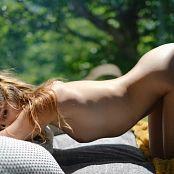 Ariel Rebel Lounging Naked Set 003 016