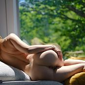 Ariel rebel Lounging Naked Picture Set 003
