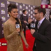 Selena Gomez 2013 04 14 Selena Gomez MTV Movie Awards Pre Show 1080i Video 250320 ts