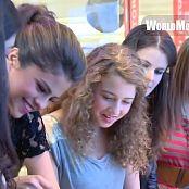 Selena Gomez Interview Verizon Wireless Store HD Video