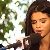 Selena Gomez 2014 Selena Gomez On crying 5 times rehearsing for AMAsFor YouBreak UpsTaylor Swift Video 250320 ts