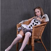 TeenModelingTV Alice French Maid 094
