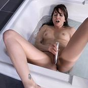 Andi Land Bikini Bubbles HD Video