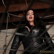 Goddess Alexandra Snow Caged Video 090920 mp4