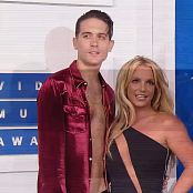 Britney Spears Carpet 2 MTV VMA 2016 HD 1080P Video 120920 mp4