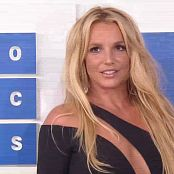 Britney Spears Carpet MTV VMA 2016 HD 1080P Video 120920 mp4