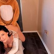 Victoria Raye Fucking my Valentine's Bear HD Video