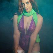 Meg Turney OnlyFans Sexy Daphne 034