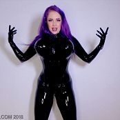 LatexBarbie Webcam Succubus Fucks You Over 2 HD Video