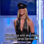 Britney Spears Presenting An Special Award for Michael Jackson MTV VMA 2002 480P Video 120920 avi
