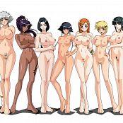 Hentai Ecchi Babes Pictures Pack 199 028