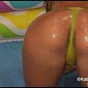 Katies World Payset Video babyoil greenthong 03 110620 mp4
