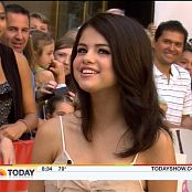 Selena Gomez 2010 07 21 Selena Gomez on Today Show 1080i HDTV DD5 1 MPEG2 TrollHD Video 250320 ts