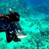 PilGrimGirl Dahab Hungry Fish Video 001 290920 mp4