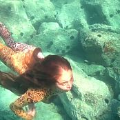 PilGrimGirl Beginning of Under Water Shootings HD Video