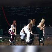 Britney Spears TOHT Early Rehearsals 640P Video 120920 mp4