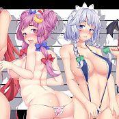 Hentai Ecchi Babes Pictures Pack 210 136
