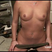 Katies World Payset Video brown skirt and sybian 110620 mp4
