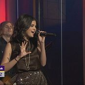 Selena Gomez 2010 09 27 Round and Round itv1 hd daybreak Video 250320 ts